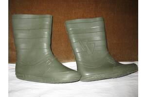 Сапоги резиновые 21,7 см