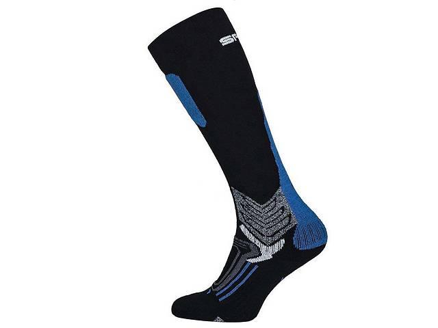 купить бу Шкарпетки лижні Spaio 41-43 Black-Grey-Blue - 187638 в Одессе