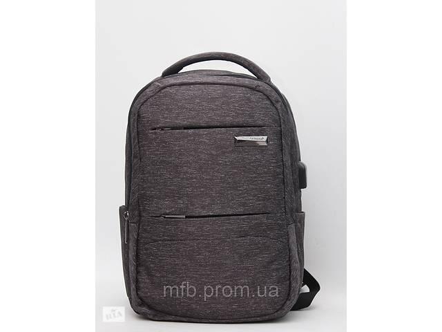 купить бу Ортопедичний шкільний рюкзак для підлітка / Ортопедический школьный для подростка с отделом под ноутбук и USB в Дубно