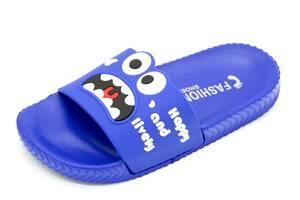 Шлепанцы Plazzo 35 (22 см) Синий (3049-22 d-blue 35 (22 см))