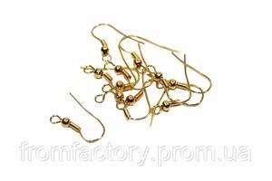 Швензы заготовки для сережек (золото/60шт)
