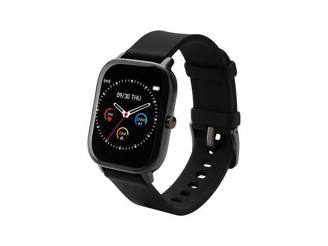 купить бу Смарт-часы Globex Smart Watch Me (Black) в Харькове