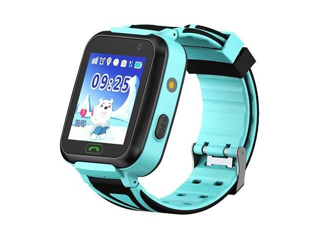 продам Смарт-часы GoGPS К07 Pink Детские телефон-часы с GPS трек (K07BL) бу в Харькове