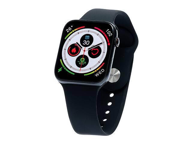 купить бу Смарт-часы Smart Watch Kumi KU1 Black в Киеве