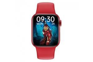 Смарт часы Smart Watch M16 Plus с пульсометром тонометром умные часы на руку