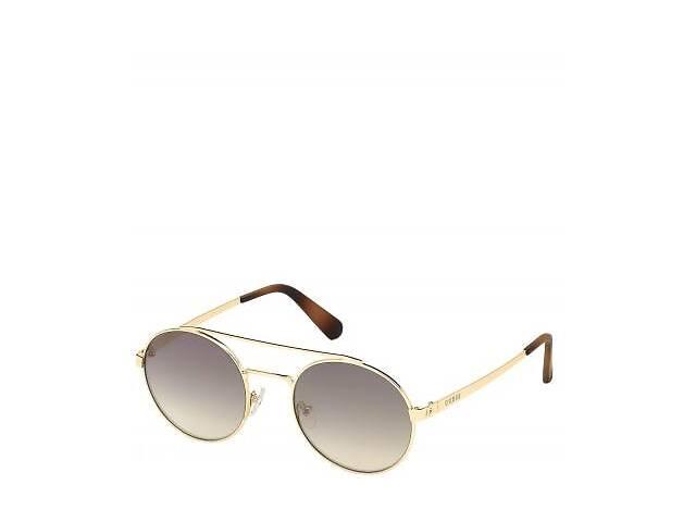Солнцезащитные очки Guess Очки женские солнцезащитные с зеркальными градуированными линзами GUESS  PGU6940-32P53