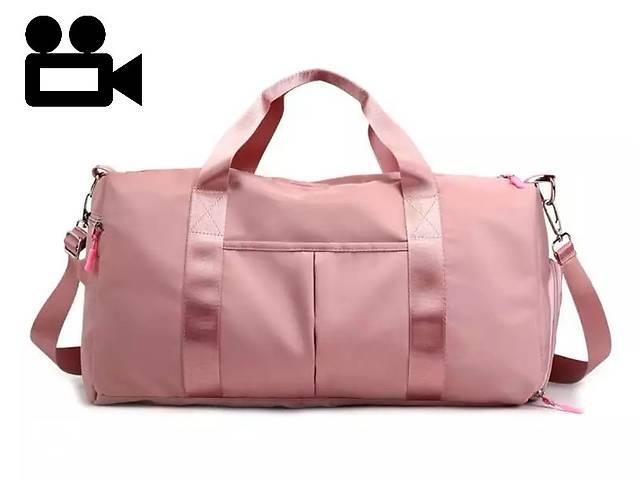 бу Спортивная сумка. Женская сумка для тренировок, в бассейн.Дорожная сумка КСС67 в Бердянске