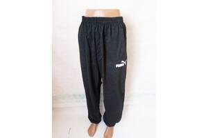 Спортивные штаны мужские трикотажные на манжете тёмно-серые, тёмно-синие р.52,54,56,58,60.От 5шт по 135грн