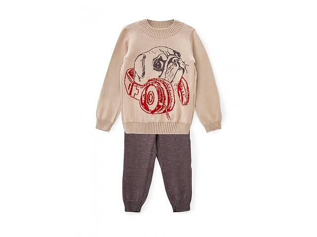 Спортивный костюм детский Мопс Бежевый 110/116 Прованс- объявление о продаже  в Киеве