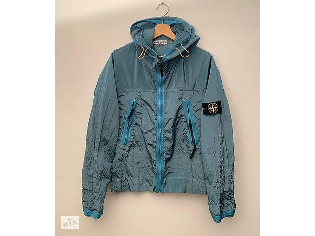 продам Stone Island Nylon Metal Hooded shimmer Jacket SS 2005 бу в Вінниці