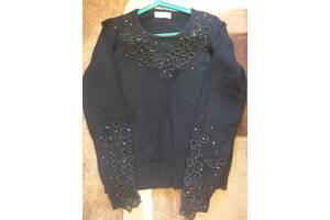 Стрейчевый свитер. Размер 52-54