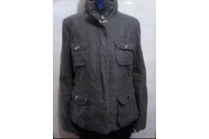 Стильна куртка military хакі бренду EDC by Esprit