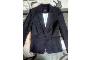 Стильный классический пиджак 10 размер