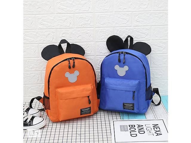 Стильный школьный рюкзак с ушками Микки Мауса- объявление о продаже  в Хмельницком