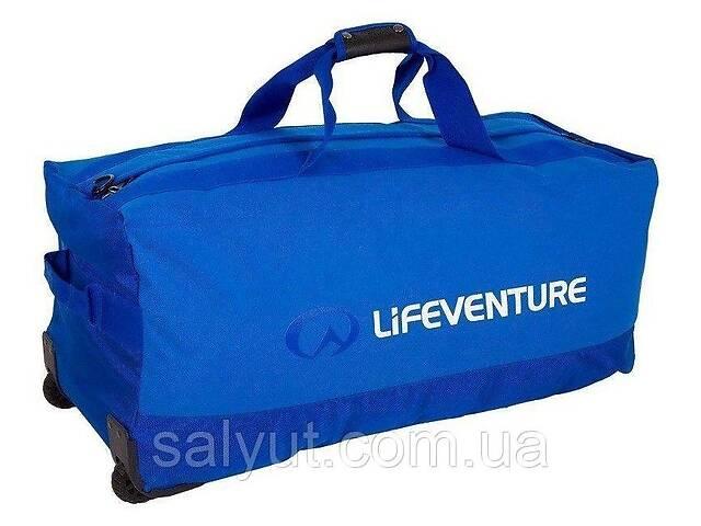купить бу Сумка Lifeventure Expedition Duffle (Чёрный)  в Украине