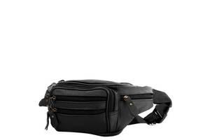 Сумка поясная ETERNO Кожаная мужская поясная сумка  ETERNO DET7011-2