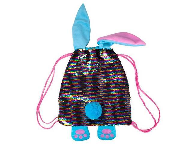бу Сумка-рюкзак& nbsp; з паєтками для дитини Fancy& quot; Заєць& quot; в Києві