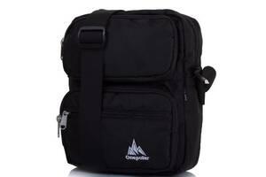 Сумка спортивная Onepolar Мужская спортивная сумка ONEPOLAR (ВАНПОЛАР) W5630-black