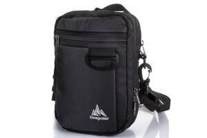 Сумка спортивная Onepolar Мужская спортивная сумка ONEPOLAR W3023-black