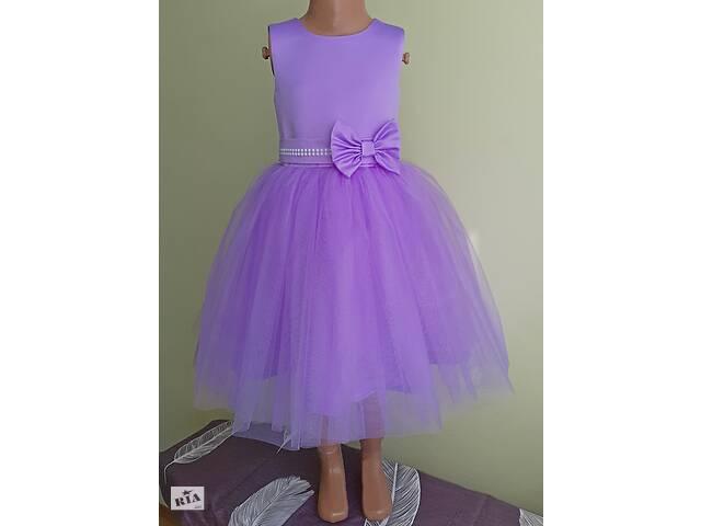 бу Праздничная детская платье лавандового цвета, модель № 104 в Хмельницком