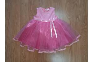 Праздничное платье для самых маленьких& laquo; Розовая принцесса& raquo ;, модель № 98