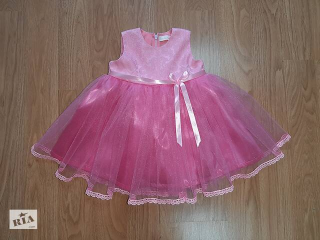 бу Праздничное платье для самых маленьких& laquo; Розовая принцесса& raquo ;, модель № 98 в Хмельницком