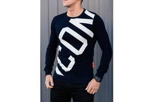 Свитшот Dsquared Icon New кофта унисекс.Купить синий свитер дискваред недорого в Украине.