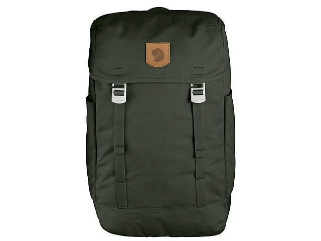 продам Тканевый городской рюкзак Fjallaven Greenland Top зеленый на 20л бу в Киеве