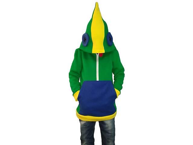 продам Толстовка детская EVA облегченная 146 см  Зеленый + синий + желтый бу в Киеве