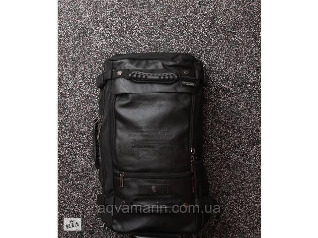 купить бу Трансформер. Сумка - рюкзак Witzman мужской спортивный городской повседневный рюкзак мужская сумка в Львове