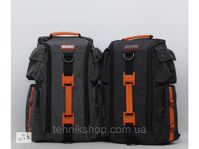Трансформер. Сумка - рюкзак Witzman мужской спортивный городской повседневный рюкзак мужская сумка- объявление о продаже  в Киеве