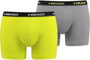 Труси-шорти HEAD Basic Boxer 2P 841001001-007 M 2 шт (8718824641386)