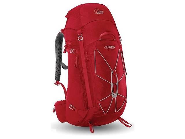 купить бу Туристический рюкзак Lowe Alpine AirZone Pro+ 35:45 LA FTE-16-OX-35 красный на 35 л в Киеве