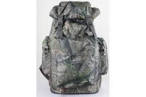 Туристический рюкзак Mountain серый на 45л