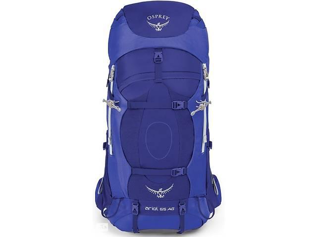 Туристический рюкзак женский Osprey Ariel AG 65 Tidal Blue WM, 65 л, синий- объявление о продаже  в Киеве