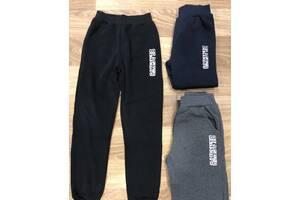Утепленные спортивные штаны для мальчиков 134, 140, 146, 152, 158, 164