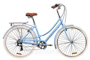 "Велосипед 28"" Dorozhnik SAPPHIRE 2020 (альпийский голубой)"