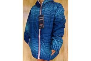 Ветровка демисезонная Куртка на мальчика весна осень 8-16 лет Венгрия