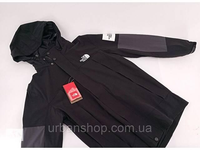 купить бу Вітровка The North Face black XL. TNF тнф. Куртка The North Face. в Львове