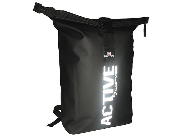 Водонепроницаемый рюкзак 20L Corvet, BP 2127-82 черный- объявление о продаже  в Киеве