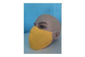 Защитная маска льняное