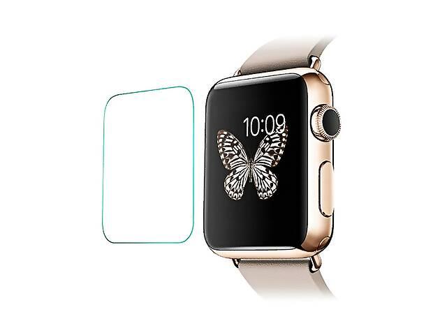 бу Защитное 3D стекло 0.15 мм Full Cover для Apple Watch 40 мм Прозрачное в Харькове