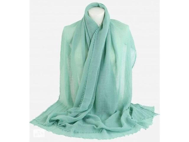 Женская шаль Traum бирюзовый