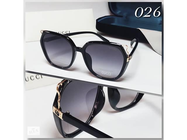 продам Женские солнцезащитные очки черные  бу в Александрие