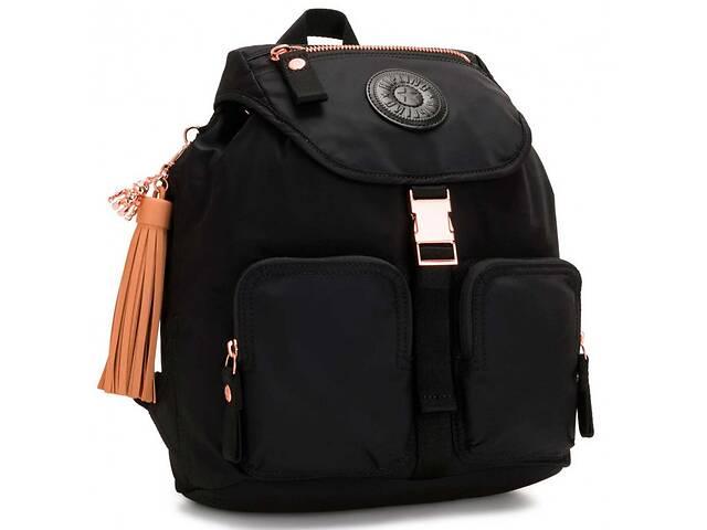 Женский тканевый рюкзак Kipling Paka на 13,5 л черный- объявление о продаже  в Киеве