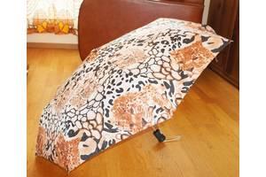 Зонтик полуавтомат леопардовый