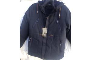 Зимняя мужская куртка. Батал