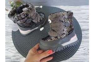 Зимняя Термо обувь сноубутсы Тоm.m Качество проверенное годами Очень теплые и удобные. До -30°С мор 23-28р