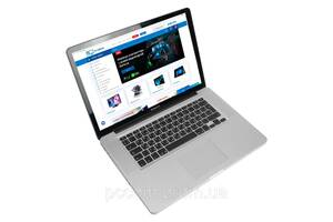 "15.4"" APPLE MACBOOK PRO A1286 (9.1) CORE I7 3GEN 4 ядра 8 потоков 8GB RAM 240GB SSD"