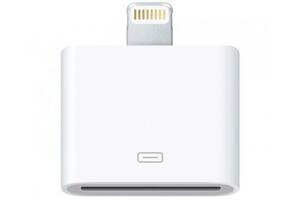 Адаптер Supretto для iPhone 4,4s,5, iPod (It006)